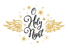 O Holy Night - Christmas Greet...
