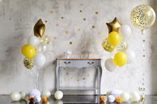 One Year Birthday Decorations....