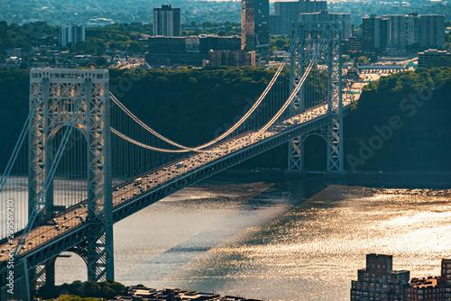 Fotografie, Obraz George Washington Bridge, New York