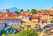 Buildings Of The Monastery Of ...