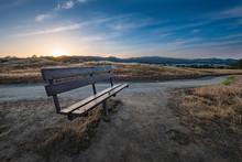 Santa Rosa Plateau Bench