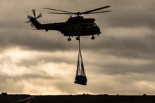 Puma Military Helicopter Carri...