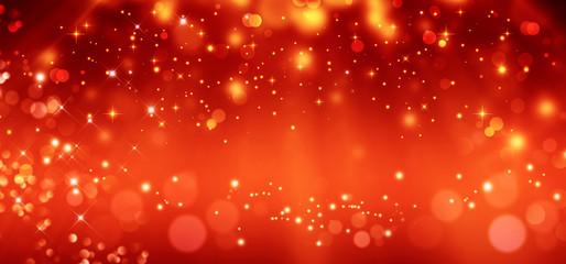elegant red festive background