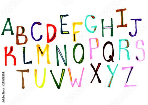 recznie-rysowane-markery-alfabet-dla-dzieci