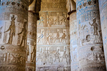 """The Karnak Temple Complex, Commonly Known As Karnak Meaning """"fortified Village"""", Comprises A Vast Mix Of Decayed Temples, Chapels, Pylons, And Other Buildings"""