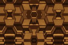 Geometric Pattern Of An Africa...