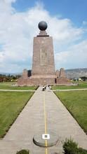 Monument At Equator