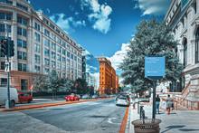 Washington, USA, Urban Citysca...