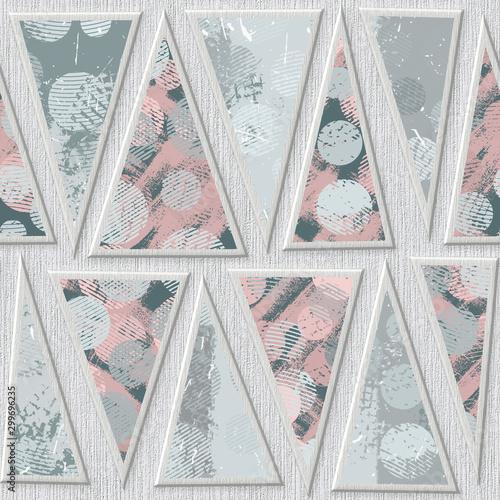 trojboka-wzor-na-rzezbiacej-grunge-tla-bezszwowej-teksturze-3d-ilustracja