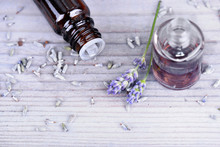 Essential Oil From Lavender  I...
