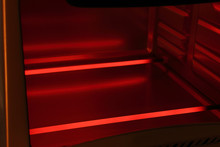 Glowing Red Heating Elements I...