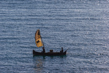 Malagasy Fishermens Near Nosy Be - Madagascar