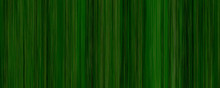Dark Green Stripes Bamboo Text...