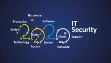 IT Security 2020 Word Cloud Ar...