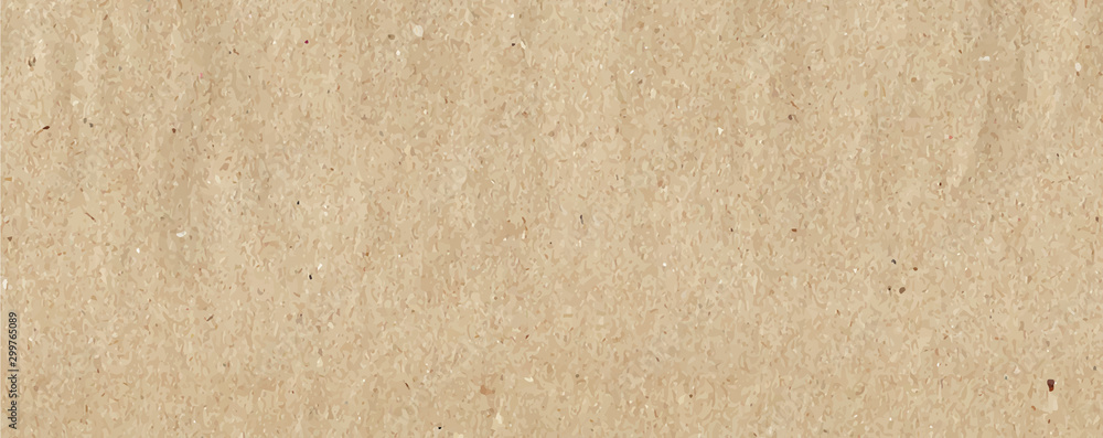 Fototapety, obrazy: brown paper craft canvas long background