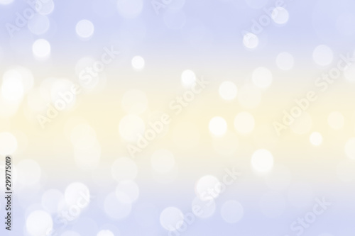 Fototapety, obrazy: Holiday background bokeh lights