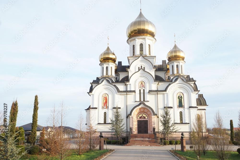 Fototapety, obrazy: Orthodoxe Kirche in Bosnien