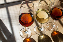 Sherry Wine Tasting, Selection...