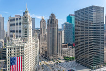 View Of Wrigley Building From ...