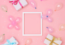 Christmas Composition Frame Wi...