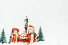 Christmas Caroling Or Carolers...
