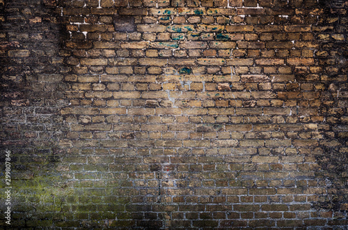 Old stone wall background.