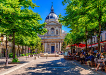 The Sorbonne Is An Edifice Of ...