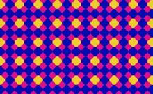 Quatrefoil Pattern, Seamless Texture Background - Illustration Design