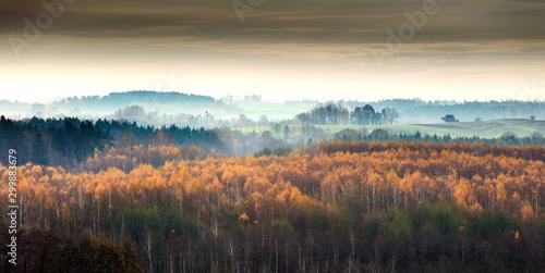 Jesienna Panorama - 299883679