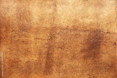 Wall Murals Retro Old paper brown background vintage textured grunge.