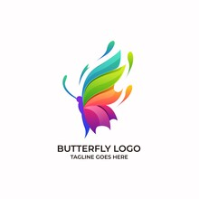 Butterfly Full Color Design Co...