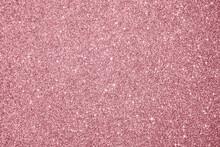 Abstract Blur Rose Gold Glitter Sparkle Defocused Bokeh Light Background