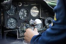 Uniform Cadet Of Aviation Acad...