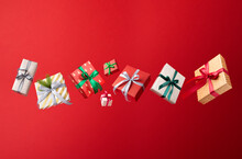 Christmas Gifts Boxes Fly Or F...