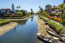 Venice Canal Historic District...
