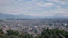 Skyline Of Kathmandu Valley