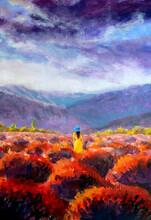 Impressionism Acrylic Oil Pain...