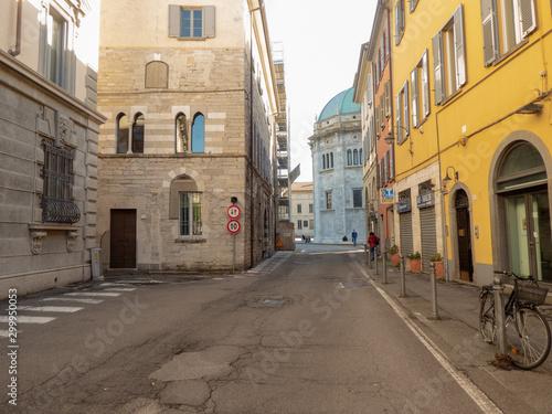 center town Como via Rodari,