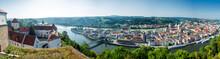 Landmarks Of Germany -Passau. ...