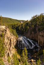 Gibbon Falls Yellowstone Nationalpark
