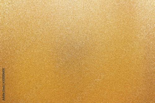 Poster Retro Golden sparkling backgound festive grains