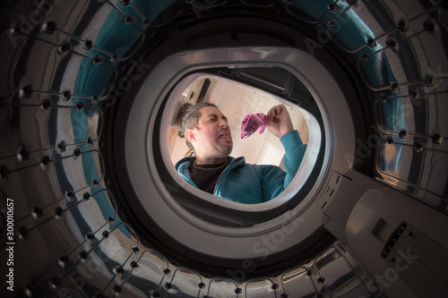 Lavadora feo olor laundry Tapéta, Fotótapéta
