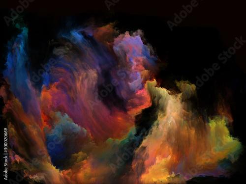 Fotografia  Illusions of Color Motion