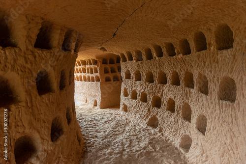 Photo Palomares Caves of Nalda, La Rioja, Spain