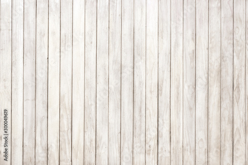 Obraz White wooden panel with beautiful patterns. wood plank texture background, hardwood floor. - fototapety do salonu