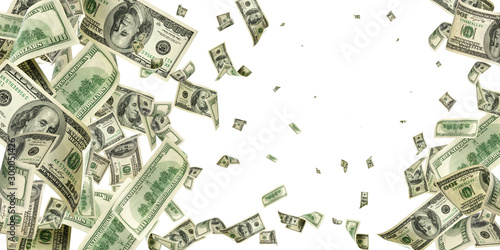 Fototapeta Money background