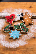 Mix Assorted Christmas Cookies...