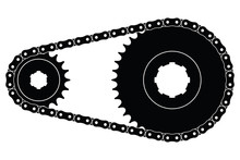 Chain Drive. Roller Chain And ...