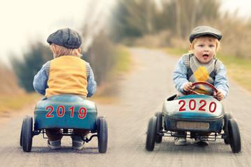 Jahreswechsel 2020
