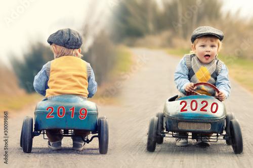 Obrazy motoryzacja  jahreswechsel-2020